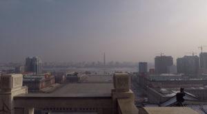 View of Kim Il-Sun Square