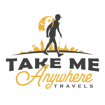 Take Me Anywhere Travels Logo
